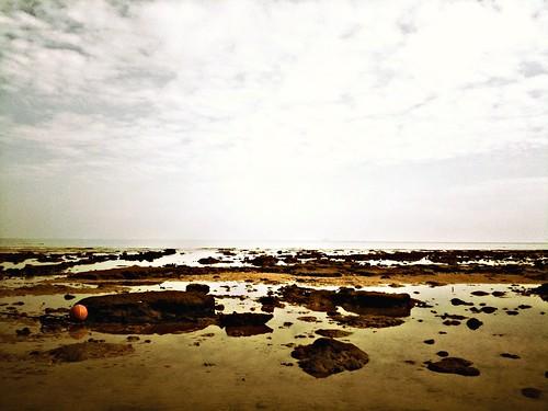 Low tide, Pulau Tioman
