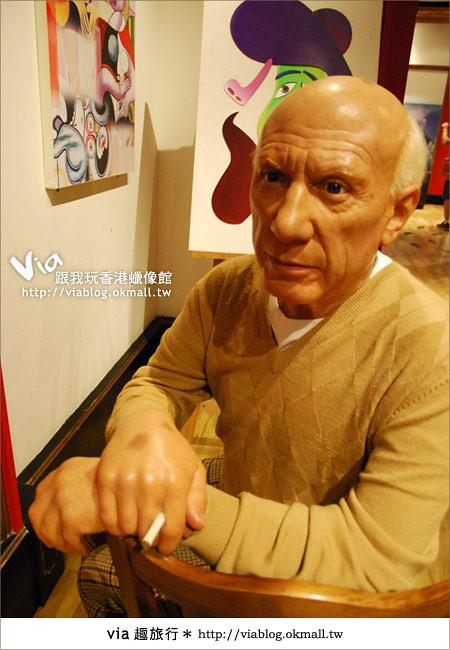 【香港自由行】香港太平山之旅~來杜莎夫人蠟像館探索吧!15