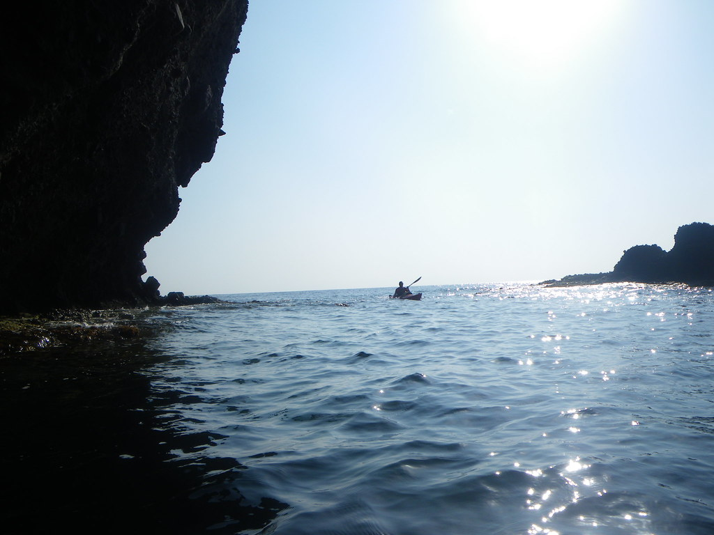 Cabo de Gata en kayak 349