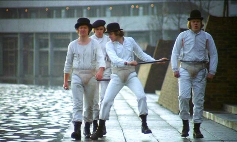 Halloween costume idea Clockwork Orange 2