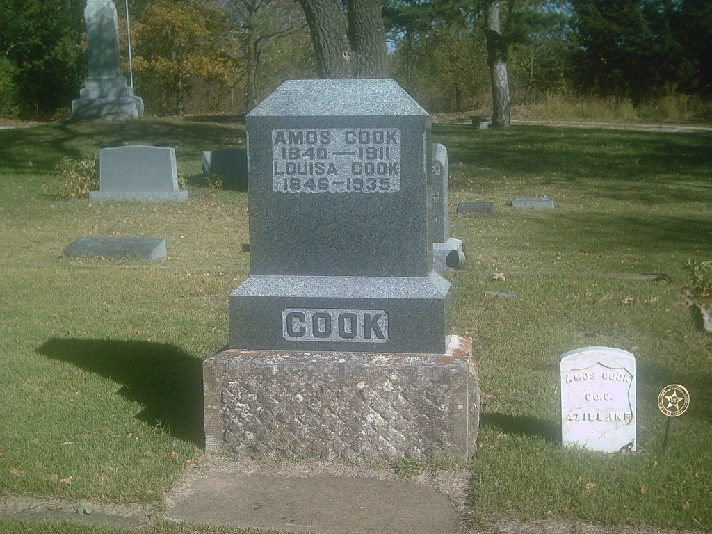 Amos Cook