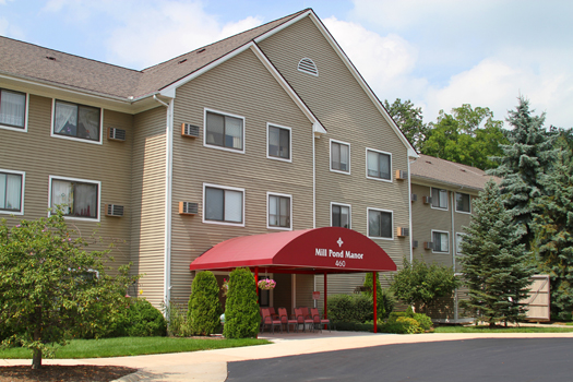 Mill Pond Manor - Assisted Living and Nursing Home in Saline