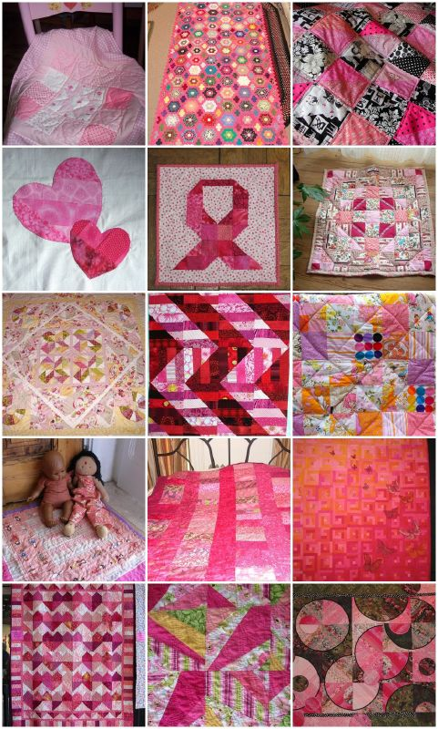 Quilt it Pink