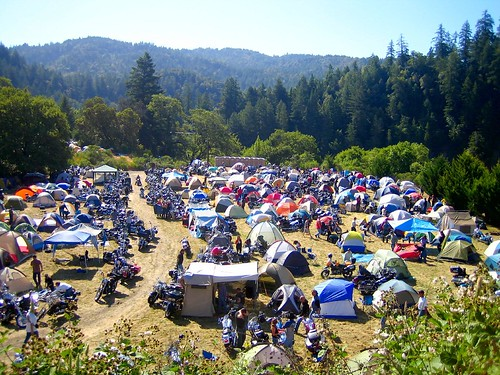 30th Annual Redwood Run