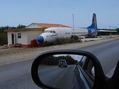 Drunk pilot (frisbeeace) Tags: airplane landed photofaceoffwinner pfogold