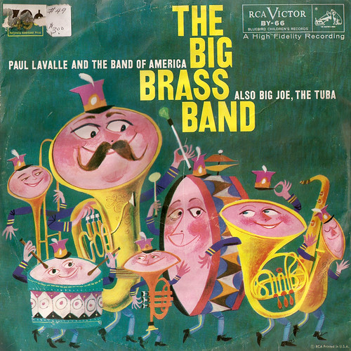 The Big Brass Band Record