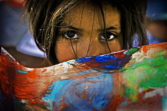 Colour my community... (carf) Tags: girls brazil art girl brasil kids painting children hope kid eyes community education support bravo paint child risk arts forsakenpeople esperana social altruism change shanty educational hummingbirds favela development prevention flickrsoupforthesoul atrisk jewelryornaments catchycolorsrainbow changemakers fsftsblog mundouno mywinners jotblog anawesomeshot everyoneachangemaker fpggold stiojoaninha ccpb1208 favekids bestportraitsaoi elitegalleryaoi