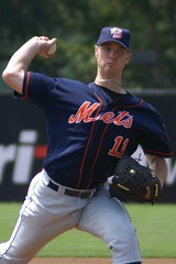 On the mound today ... (NJ Baseball) Tags: newjersey 2006 pitching trenton waterfrontpark minorleagues daygame binghamtonmets doublea michaeldevaney