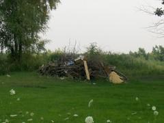 BF 2007 Wood Pile