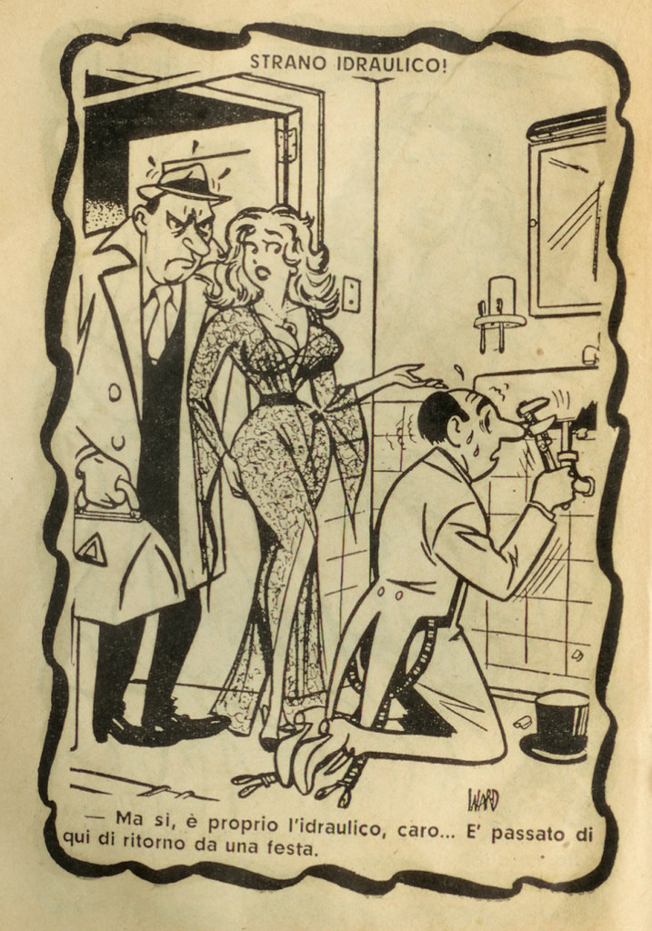 Funny fifties pictures