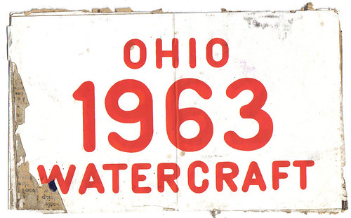world ohio car sign vintage boat weird offroad photos tag vinyl woody plate tags licenseplate number photographs license plates foreign oddball watercraft numberplate licenseplates 1963 numberplates licenses rarity carplate carplates foreigns pl8s worldplates worldplate foreignplates platetag