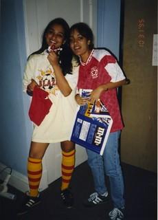 Aarati and Nirali