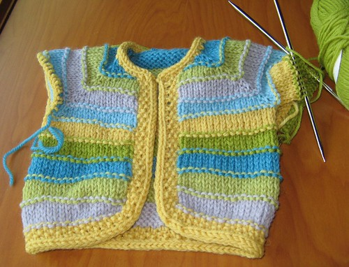 Dutch Baby Sweater
