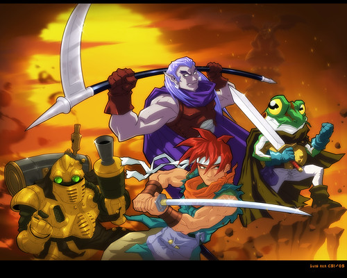 Chrono Trigger Fan-Art