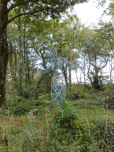 The Grey Lady of Heligan