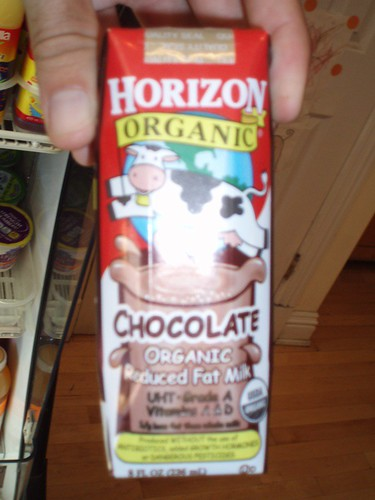Organic Chocolate Milk
