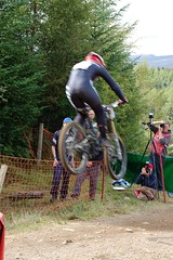 UCIFtBillDH28 (wunnspeed) Tags: scotland europe mountainbike downhill worldcup fortwilliam uci