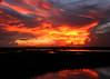 371_7196 (naturesviews) Tags: sunset sky sun clouds skies sunsets skyshow settingsun murrellsinlet wondersofnature brilliantsunset godspaintings skypaintings