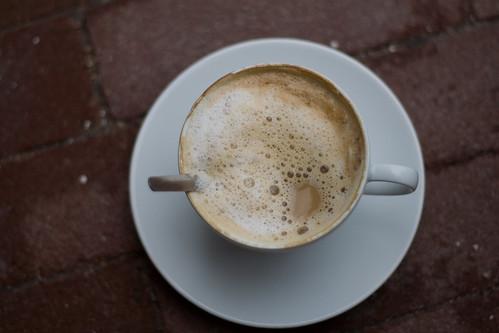 Crappy Cappuccino