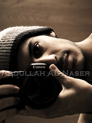 auto-reflecting (Abdullah AL-Naser) Tags: lighting light portrait selfportrait monochrome face sepia self canon natural wv arab kuwait morgantown kuwaiti selfshot 30d abdullah colorphotoaward alnaser