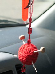 Lucky Yarn Ball
