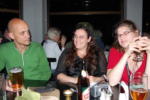 Bloggträff på bokmässan 2007