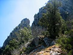 Après la traversée depuis la brèche: Punta di Spusata