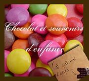 chocolat et souvenirs d'enfance