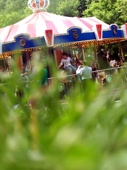 Around the ground (ashleylatifa) Tags: grass boston carousel common