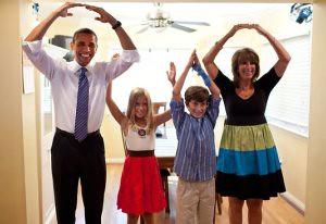 Obama loves Ohio