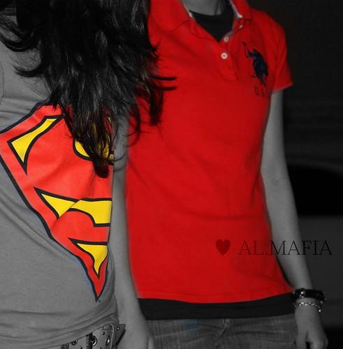 Категории.  Супермэн.  Майка.  Без лица.