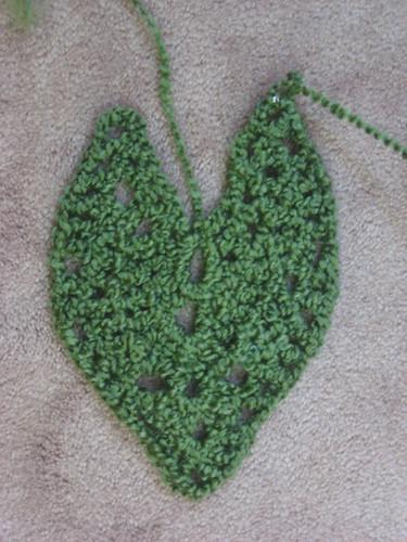 seraphina's shawl - beginning (1)