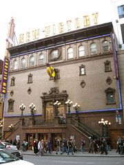 New Victory Theatre, Times Square (New York Big Apple Images) Tags: newyork theatre manhattan timessquare burlesque belasco westover theatredistrict