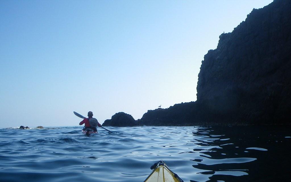 Cabo de Gata en kayak 478