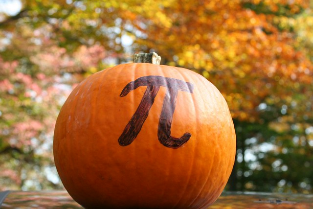 Pumpkin Pi in Montclair