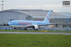 G-OBYF - 28208 - Thomson Airways - Boeing 767-304ER - Luton - 101022 - Steven Gray - IMG_4031