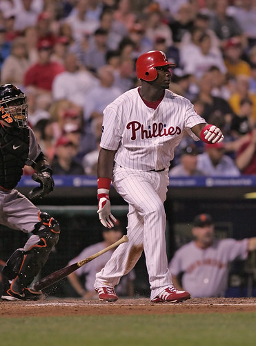 Ryan Howard fantasy baseball