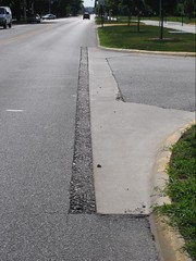 Pavement Cut