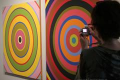 documenta 12 | Poul Gernes / Target paintings | 1966-1969 | Aue-Pavillon
