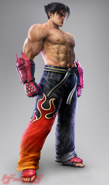 Can you do Jin Kazama