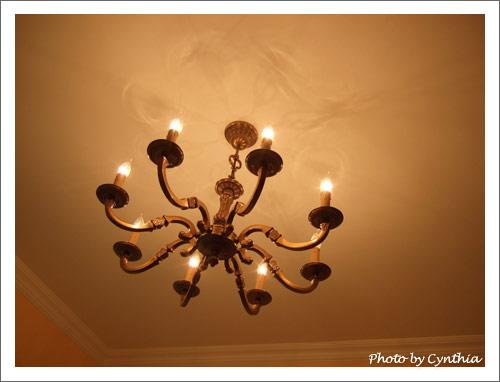 客廳主燈-光影1