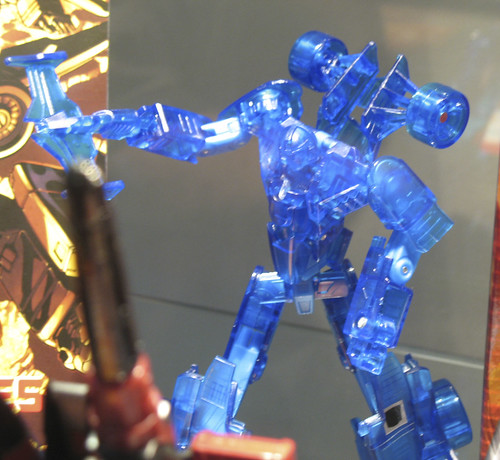 Botcon - Day 1 - The translucent attendee Mirage.