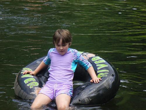 Iris the river rat -- who turns 9 on Thursday