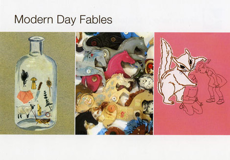 Modern Day Fables at TInlark