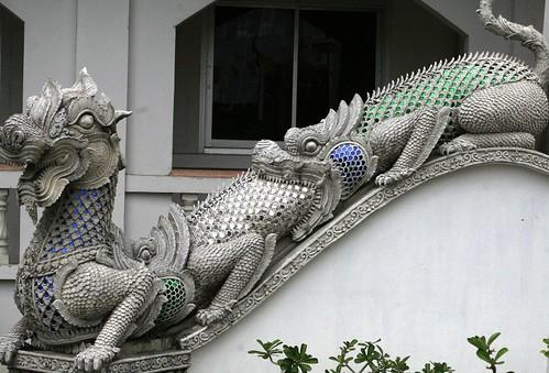 Wat Bupparam Naga
