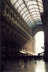 Galleria Vittorio Emanuele II - by Not Quite a Photographr