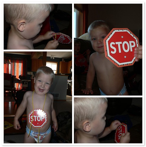 Bode's stop signs