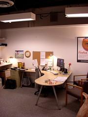 My New Cool Blue Office (AtlantaJones) Tags: coolblue
