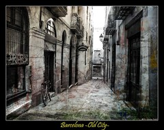 Barcelona-Old City- (Christian Frölich) Tags: barcelona old city bw españa spain searchthebest textures soe texturas blueribbonwinner magicdonkey outstandingshots mywinners abigfave artlibre shieldofexcellence anawesomeshot superbmasterpiece infinestyle goldenphotographer diamondclassphotographer flickrdiamond travelerphotosspain superhearts flickrelite thegoldenmermaid