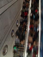 ((**) ...mab) Tags: chile santiago people subway gente metro sony personas f828 mab mabdesign
